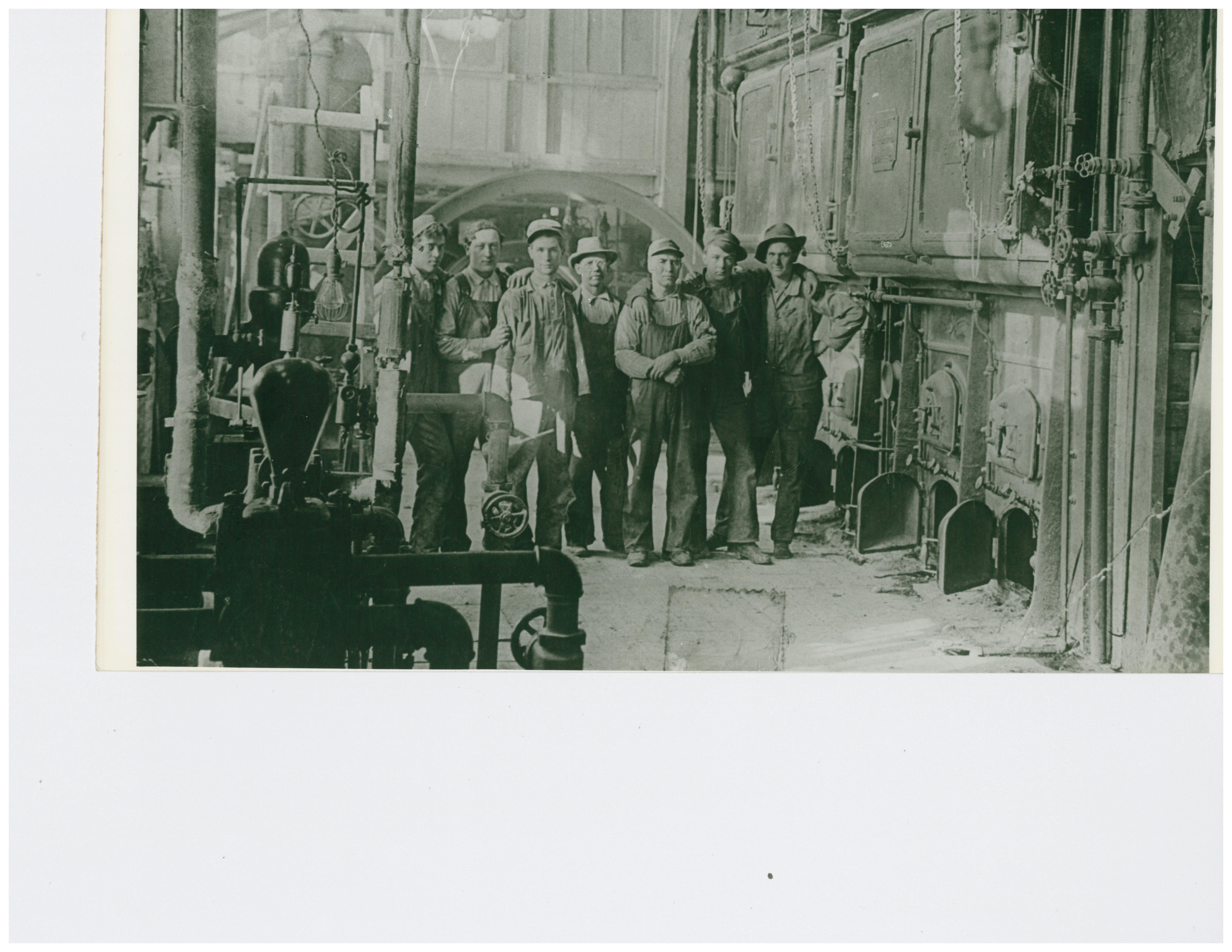 1912 Boiler Room