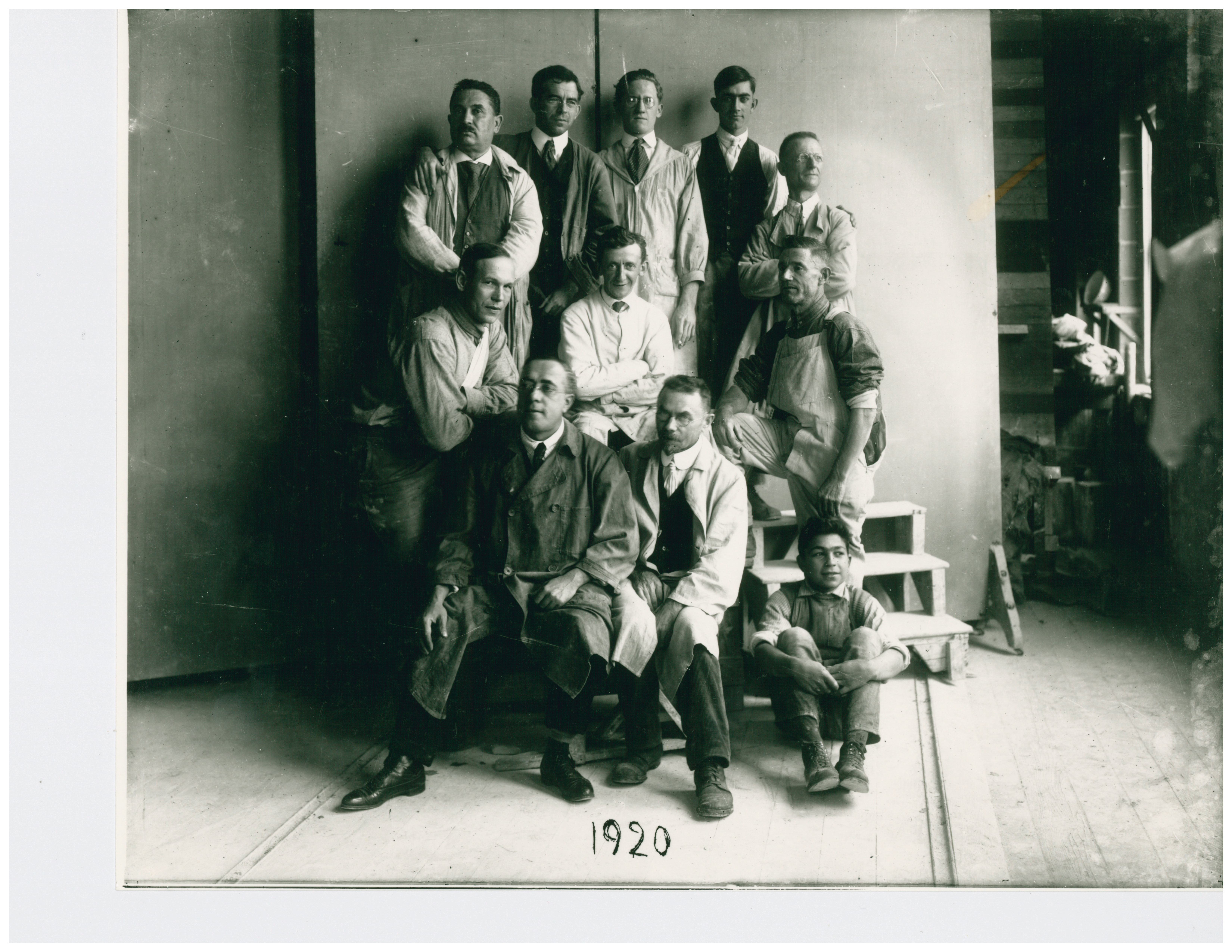 1920 Modelers