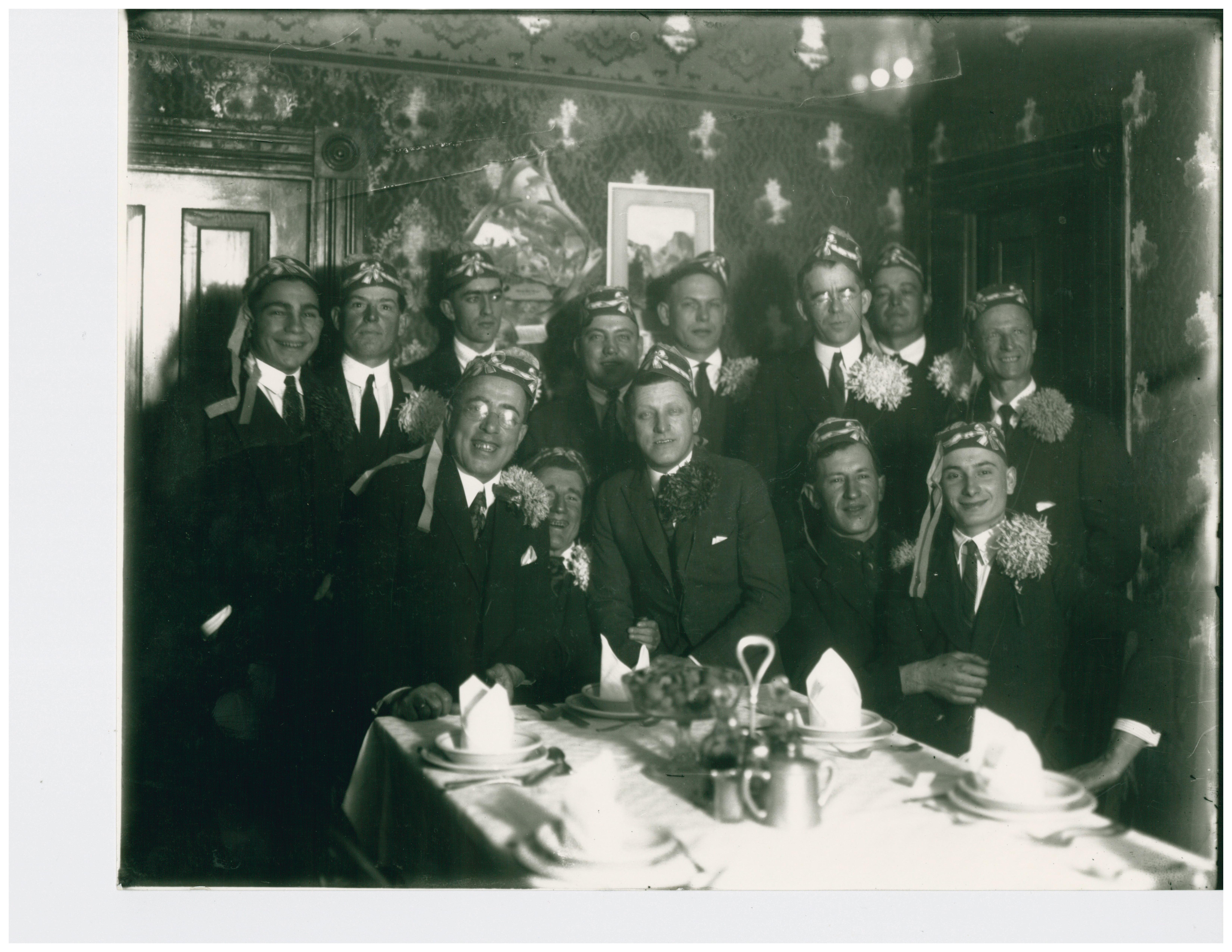 1921 Modelers Dinner (2)
