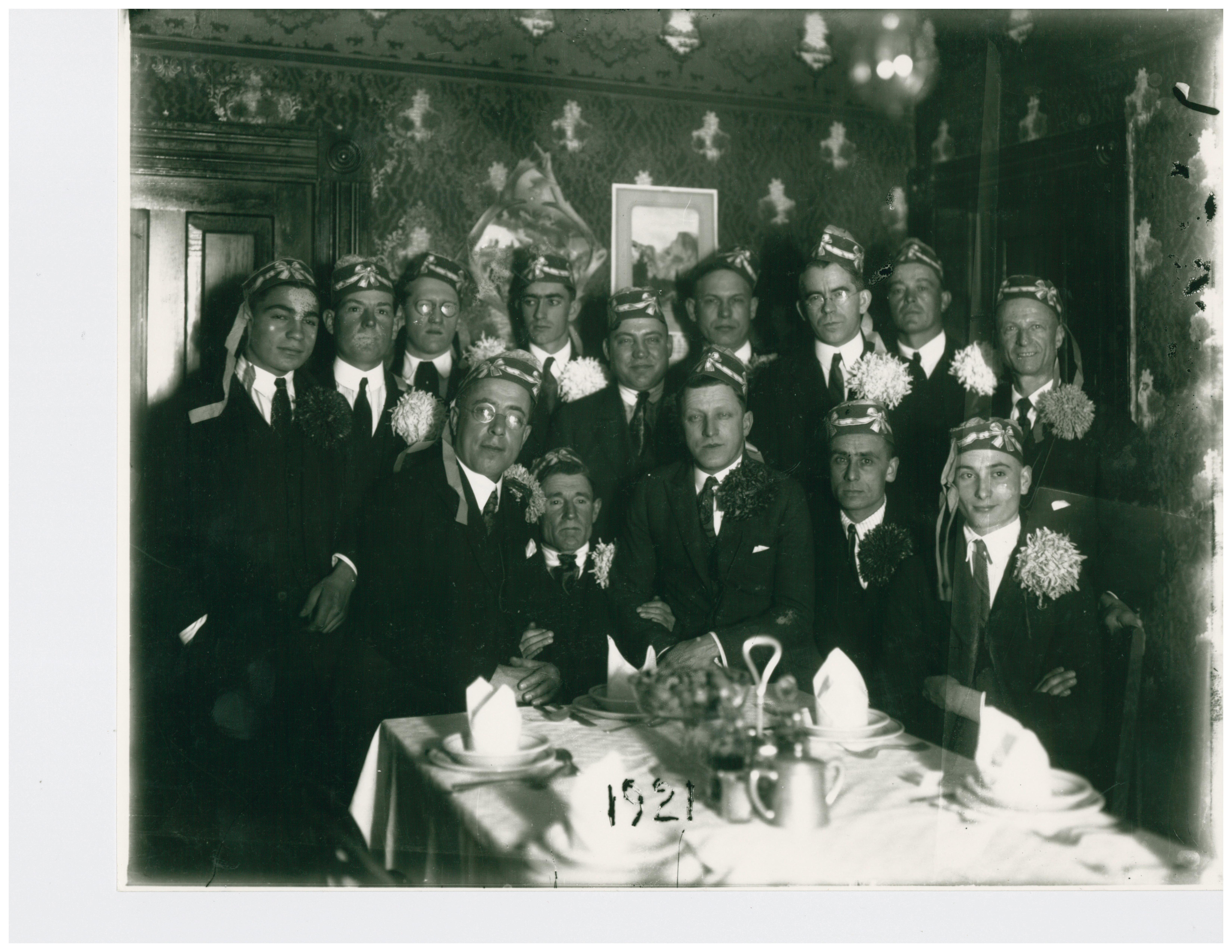 1921 Modelers Dinner