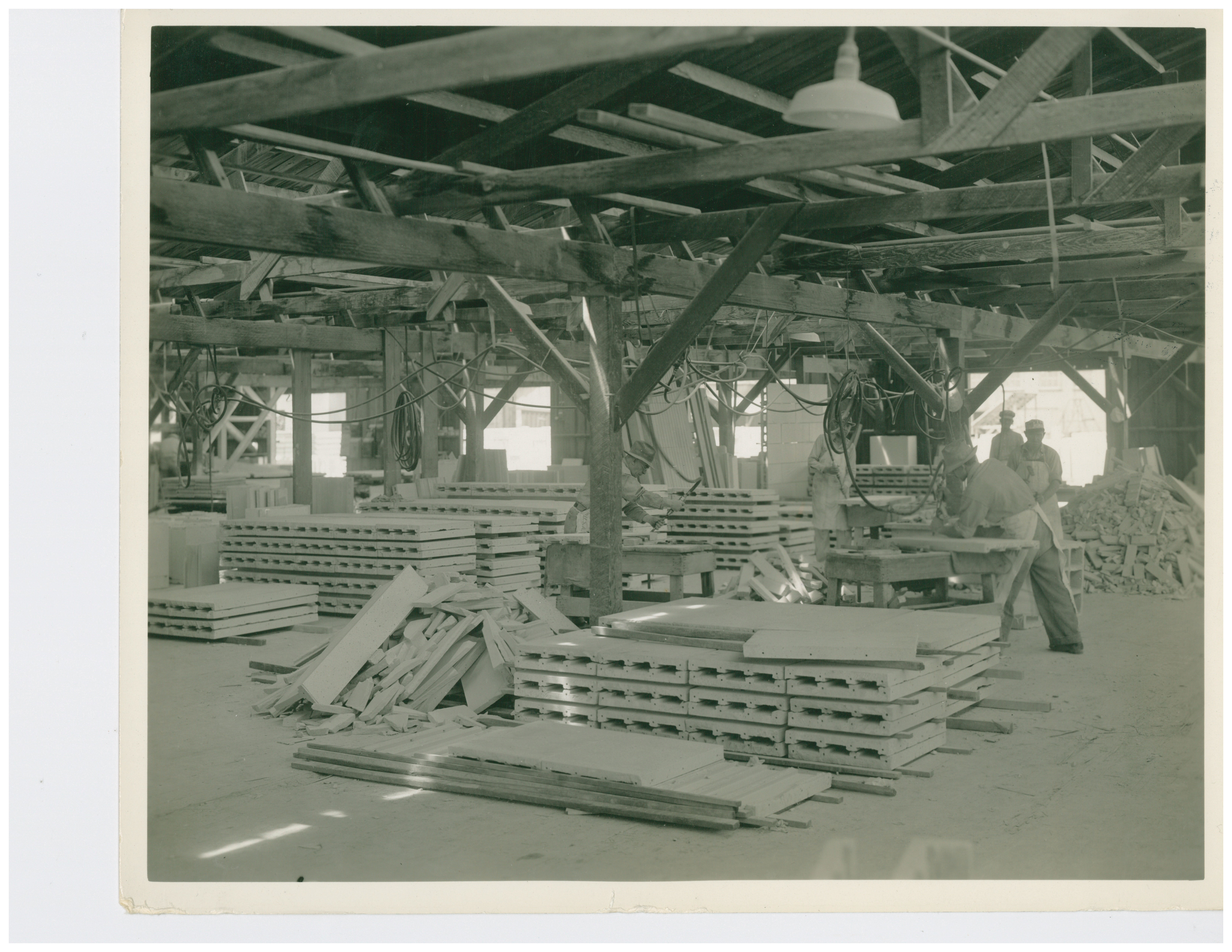 1946 Fitting Shed
