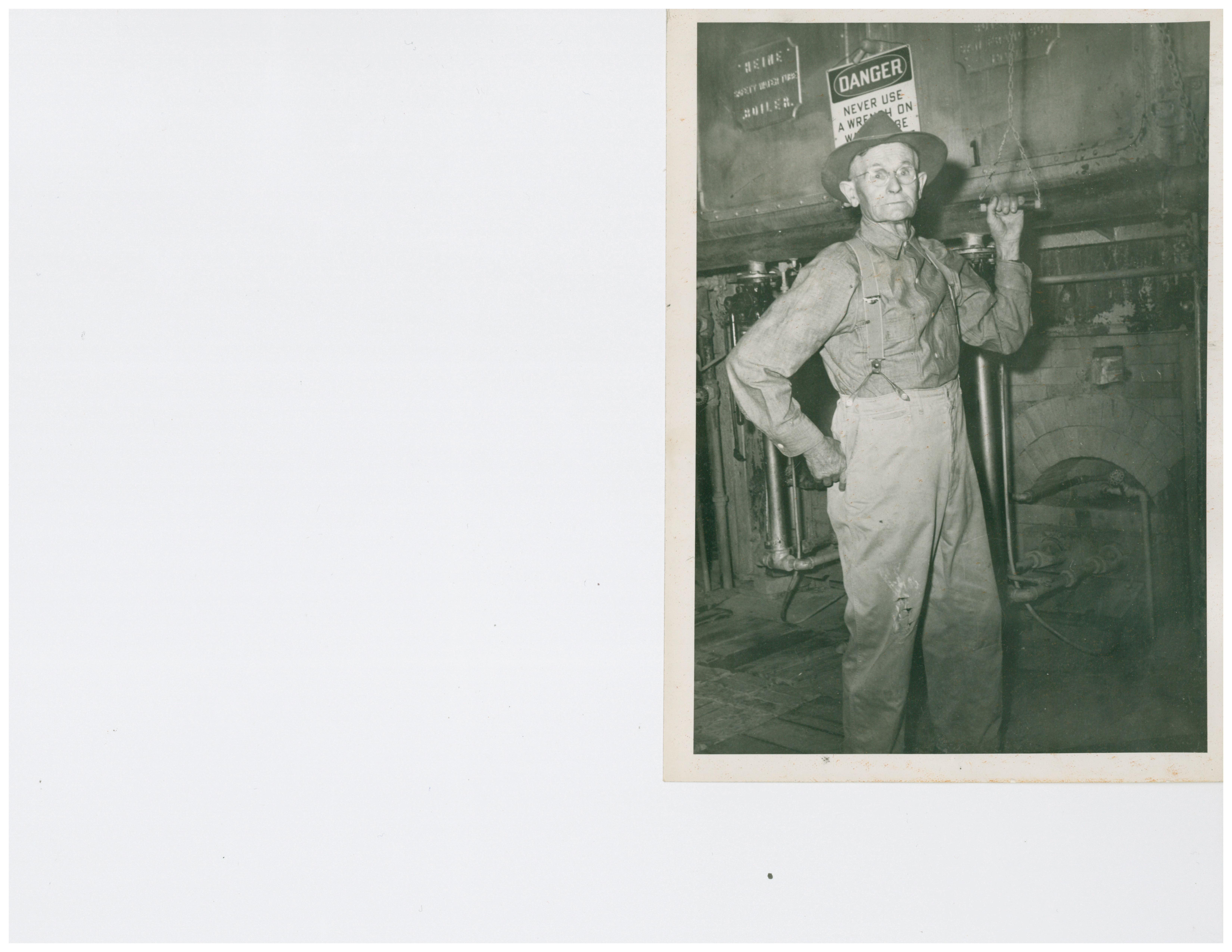 Geo Smith Boiler Fireman