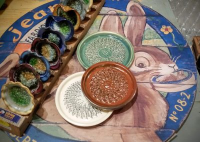 Dipping Bowls from Local artists