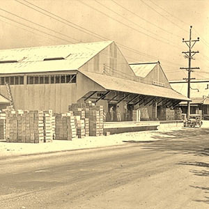 The Old Fruit Shed