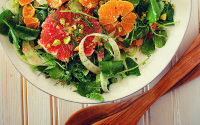 Grapefruit White Balsamic Vinaigrette