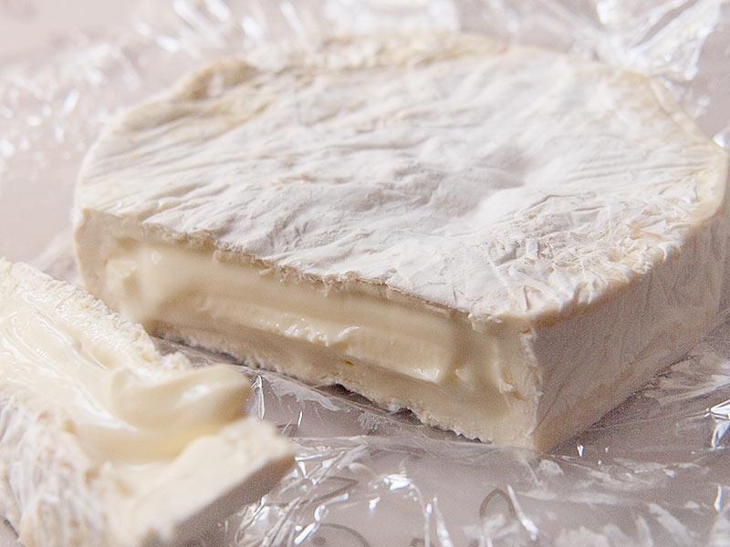 Harvest Baked Brie