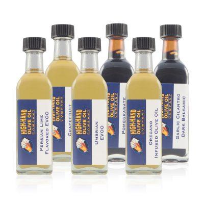 Image of a six bottle Popular Pairings sampler